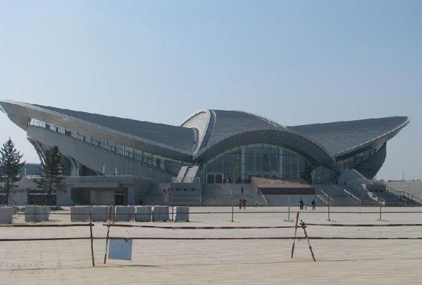 沧州体育馆